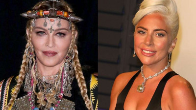 EFECTUL OSCARULUI CASTIGAT: Lady Gaga s-a impacat cu Madonna