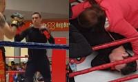 Mircea Badea, după ce a fost făcut KO în 5 secunde: O lovitură norocoasă
