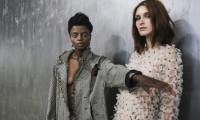 Din orfelinat pe podiumul de modă. Povestea incredibilă a româncei Virginia Usiku, model de culoare