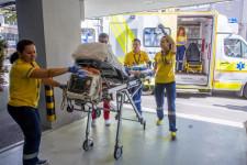 Pacienții cu accident vascular cerebral ischemic acut beneficiază la Spitalul Clinic Sanador  de tromboliză intravenoasă efectuată în urgență