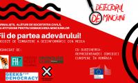 Lansarea proiectului Detectorul de Minciuni