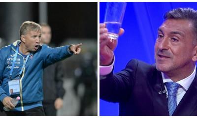"""llie Dumitrescu, conflictul declaratiilor cu Dan Petrescu: """"Eu când eram antrenor la AEK Atena, el era la Sportul"""""""