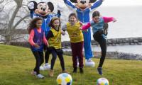 """""""Playmakers"""", proiect lansat de UEFA şi Disney pentru dezvoltarea fotbalului feminin"""