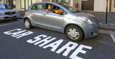 Serviciu de car sharing hibrid în București. Afla cat costa