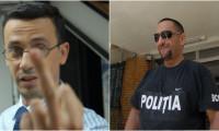 Scandalul Ciutacu-Berbeceanu continua: Nu vii sa ma si bati?