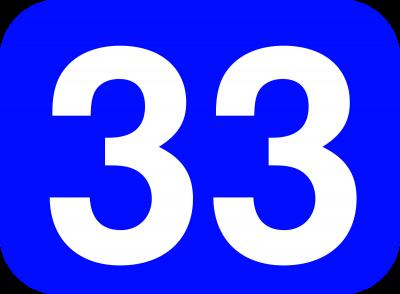 Numarul 33 al destinului