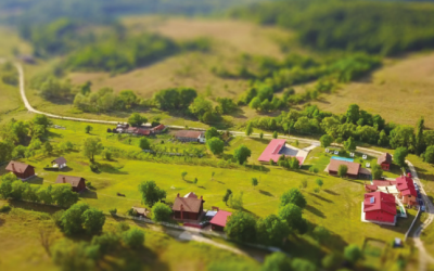 """Un milionar italian a cumparat un sat intreg din Romania. Cum va arăta prima """"localitate green"""""""