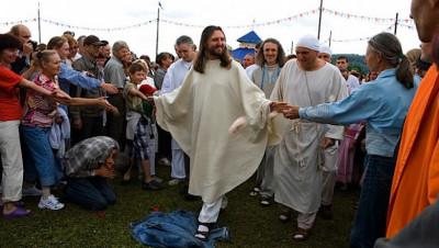 Vissarion, barbatul din Rusia care pretinde ca este Iisus reincarnat, arestat de serviciul secret rus