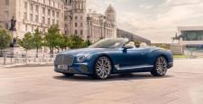 Bentley Continental GT Mulliner, cadoul lui Gigi Becali pentru fiica sa