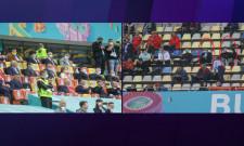"""Reacția """"regelui"""" Gică Hagi, după ce a primit bilet la tribuna a II-a, iar politicienii au văzut meciul de la """"VIP"""""""