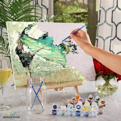 Dezlipește-ți ochii de la tv și alege o activitate creativă! Pictorul Fericit te ajută!