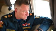 Evgheni Zinichev, ministrul rus pentru situații de urgență, fostul bodyguard al presedintelui Putin, a murit în timpul unor exerciții în Arctica